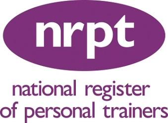 personal trainer Bristol NRPT logo